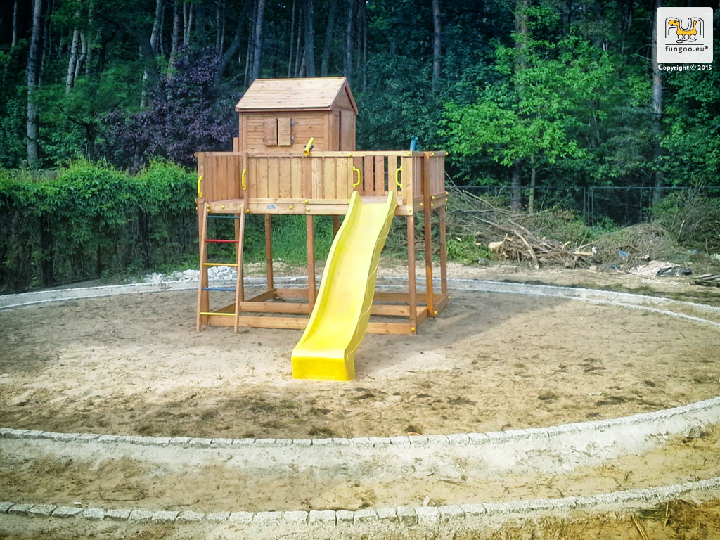 Fungoo® PLAYGROUND MY SPACE XL